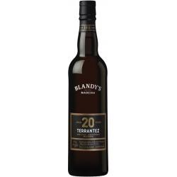 Blandy's 20 Years Terrantez Madeira Wine 500 ml