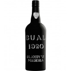 Blandy's Bual Bicentenary Vintage 1920 magnum Madeira Wine