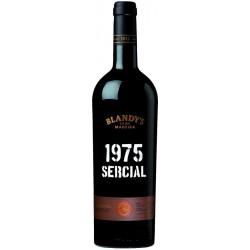 Blandy ' s Sercial Madeira Wein Jahrgang 1975