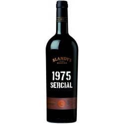 Blandy ' s Sercial Jahrgang 1975 Madeira Wein 18l