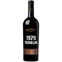 Blandy ' s Verdelho Jahrgang 1979 Magnum Madeira Wein