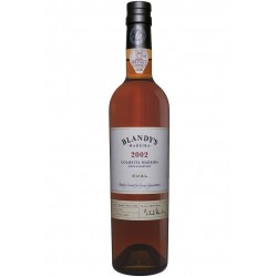 Blandy's Bual Colheita 2002 Madeira Wine (500 ml)