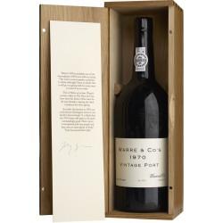 Warre's Vintage Private Cellar 1970 Port Wine