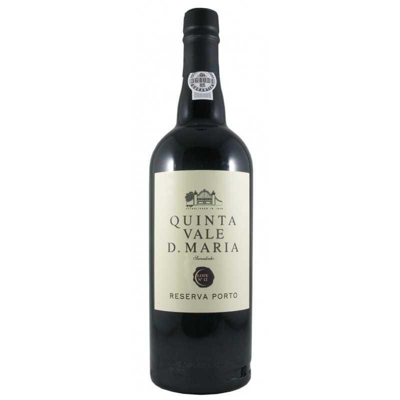Quinta do Vale D. Maria Reserva Lote 12 Port Wine