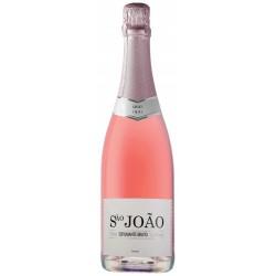 Caves São João Bruto 2015 Sparkling Rosé Wine