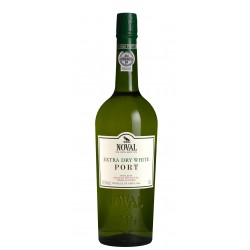 Noval Extra Dry White Port Wein