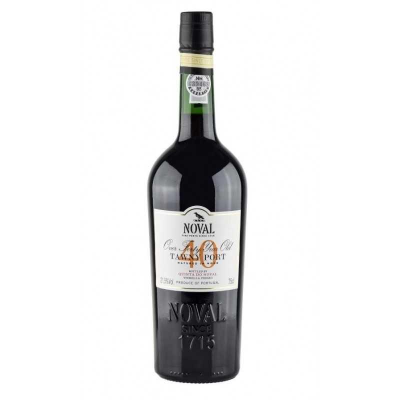 Noval 40 Years Old Port Wine